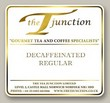Decaffeinated regular