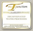 Decaffeinated Spring Water Processed