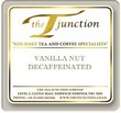 Vanilla Nut Decaffienated